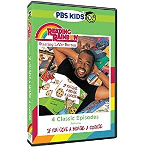 Reading Rainbow: If You Give a Mouse a Cookie (1993)