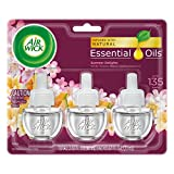 Best Oil Refills - Air Wick Scented Oil 3 Refills, Summer Delights Review
