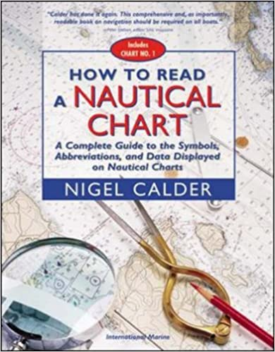 How to read a nautical chart a complete guide to the symbols