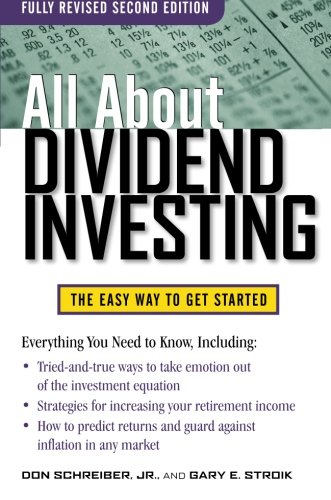 All About Dividend Investing, Second Edition (All About Series) by McGraw-Hill Education