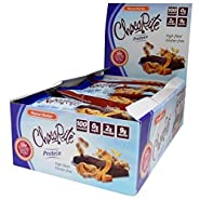 ChocoRite - High Protein Diet Bars | Peanut Butter | Low Calorie, Low Fat, Sugar Free ( 16/Box )