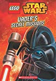 Vader's Secret Missions (LEGO Star Wars: Chapter Book #2)