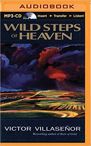 wild steps of heaven victor villasenor dick hill  wild steps of heaven victor villasenor dick hill 0889290329202 com books