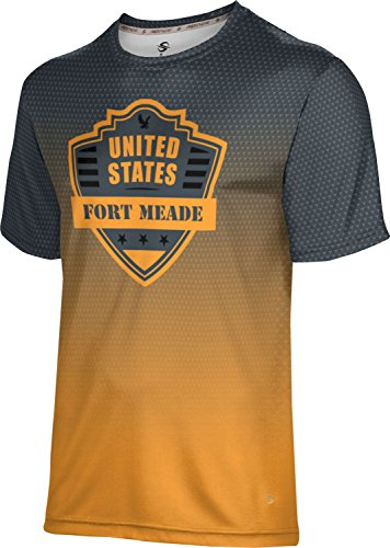 Price comparison product image ProSphere Men's Fort Meade Military Zoom Tech Tee (Small)
