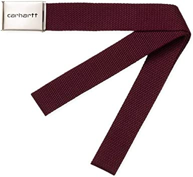 Carhartt Clip Belt Chrome Cinturón Para Hombre - algodón talla ...