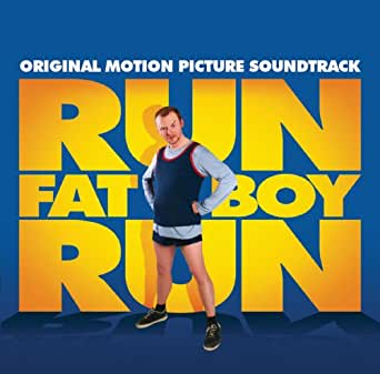 Run Fatboy Run Original Soundtrack By Various Artists On