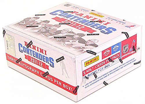 2011-12 Panini Contenders Hobby Box - Nugent-Hopkins, Landeskog, Hodgson