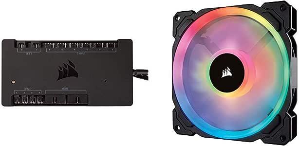 Corsair LL Series LL140 RGB 140mm Dual Light Loop RGB LED PWM F.. Free Shipping