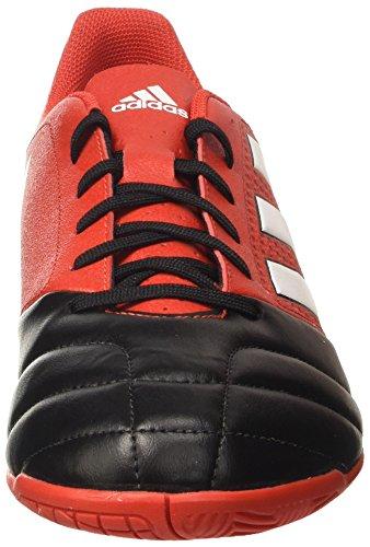 adidas Ace 17.4 In, Zapatillas de Fútbol Hombre Rojo (Red)