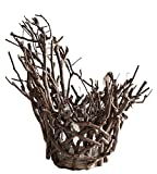 Liveinu Decorative Tea Branch Garden Style Natural Tree Branch Tealight Candles Holder For Sale