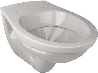 Calmwaters Einhebel-Wannenarmatur mit rundem Umsteller f/ür die Badewanne zur Aufputz-Wandmontage 13PZ2435 Pinega