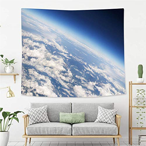 BEIVIVI Wall Tapestry Wall Hanging XXL Almost Heaven Tapestry, Living Room Bedroom Decoration Tapestry, Mattress, Tablecloth