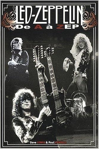 Lire Led Zeppelin de A à Zep pdf