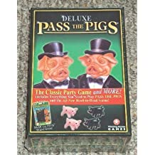 Deluxe Pass the Pigs Game by Winning Moves