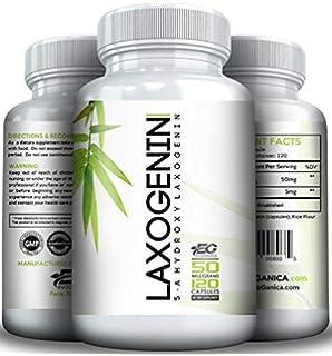 Amazon com: 5a-Hydroxy Laxogenin (50 MG's Per Capsule): Health