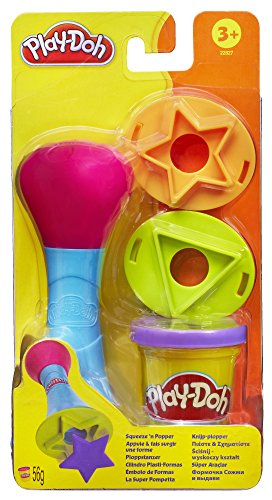 Play-doh Super Tools Squeeze `N Popper