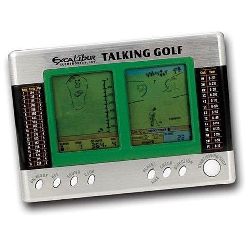 Double Screen Talking Golf