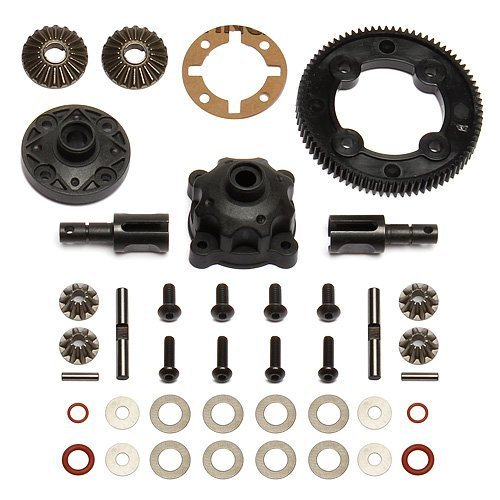 (Team Associated B44.3 Factory Team Center Gear Differential by Associated)