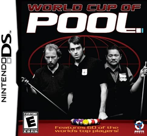 Aksys Games World Cup of Pool, DS - Juego (DS): Amazon.es: Videojuegos