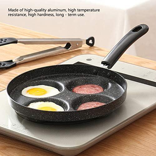 Poêle à frire en aluminium de 24 cm pour crêpes de cuisine