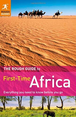 the rough guide first time africa richard trillo emma gregg rh amazon com Rough Guide vs Lonely Planet Ice Cream Book