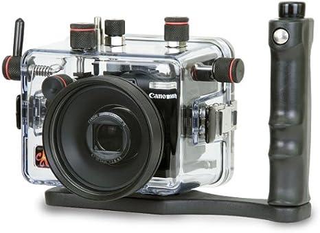 Ikelite 6146.12 Carcasa submarina para cámara: Amazon.es: Electrónica