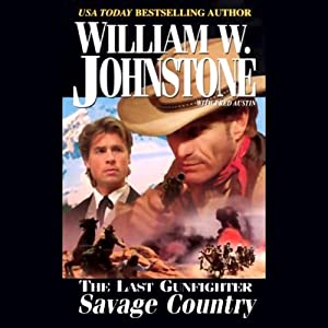 The Savage Country Audiobook