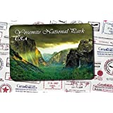 The special tourism souvenir Fridge magnets soft magnetic Yosemite national park USA