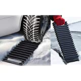 Lukzer Emergency Anti Slip Traction Car Tyre Treads Tread Ahead Traction Helpers Winter Guard