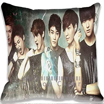 Standard Size Throw Pillow case/Fundas para almohada with ...