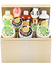 Bff Beauty Spa Gift Baskets for Women - 12pcs Vanilla Home Spa Kit with Jewelry Box, Includes Shower Gel, Bath Bombs, Hand Cream, Bath Set for Women Birthday Gift, Mother's Day Gift, Holiday Gift