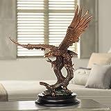 Kensington Hill Eagle Taking Flight 24 1/2'' High Large Bronze Sculpture