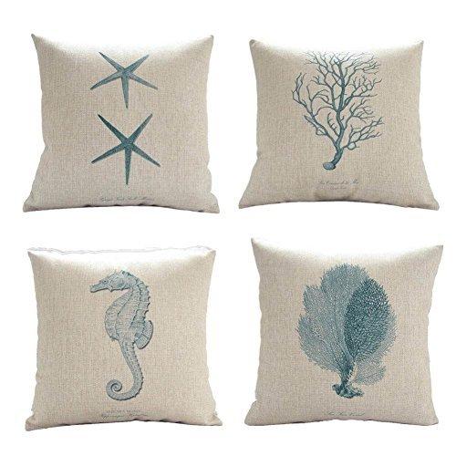 vanki-cotton-and-flax-ocean-park-theme-decorative-pillow-cover-case-d-18-x-18-square-shape-ocean-bea