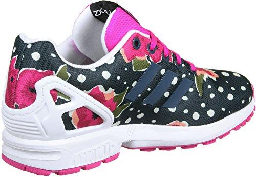 Adidas Zx Mode Magenta Baskets Flux Femme Originals awBxrqa