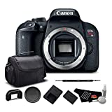 Canon EOS Rebel T7i Digital SLR Camera (Body Only) 1894C001 - Starter Bundle
