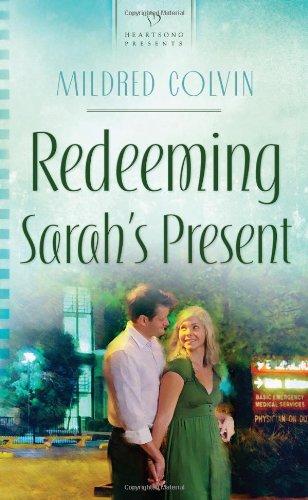 book cover of Redeeming Sarah\'s Present