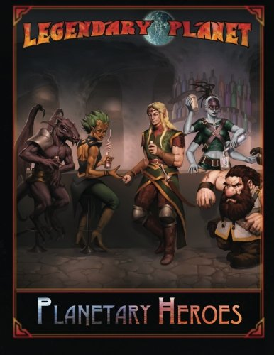 Legendary Planet: Planetary Heroes