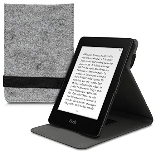 kwmobile Funda para Amazon Kindle Paperwhite - Carcasa con Tapa ...