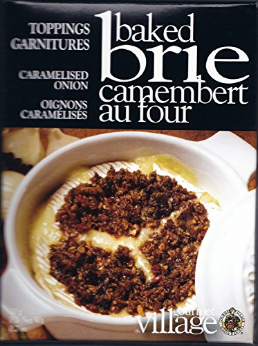 Gourmet Baked Brie Topping Mix