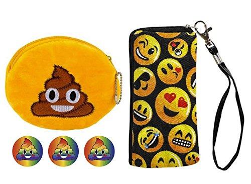 [Emoji Poop Coin Purse 4