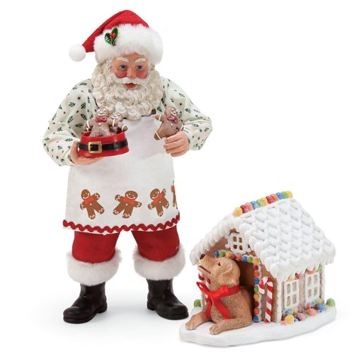 Department 56 Santa and his Pets and Everything Nice, 10