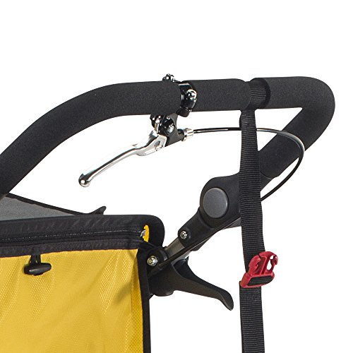 BOB Ironman Jogging Stroller, Yellow