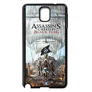 Best Phone case At MengHaiXin Store Assassin's Creed Pattern 93 For Samsung Galaxy NOTE4 Case Cover