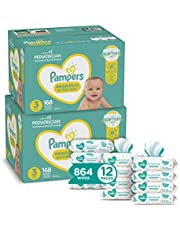 Pampers Newborn Swaddlers Disposable Baby Diapers