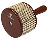 Tycoon Percussion Large Cabasa - Brown