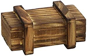"Legler - Caja de truco ""baúl de madera"", para +3 años (6129)"