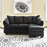 Signature Design by Ashley Darcy Sofa Chaise in - Best Reviews Guide