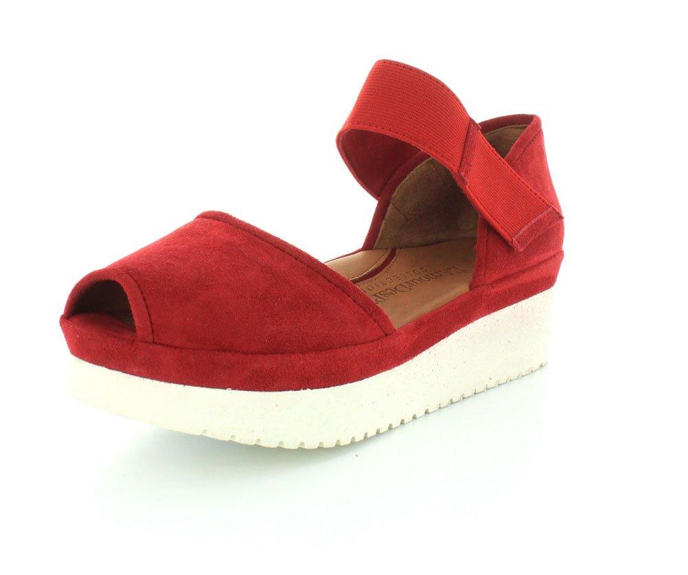 L`Amour Des Pieds Womens Amadour Sandal B01D7TKFFA 9 B(M) US|Red