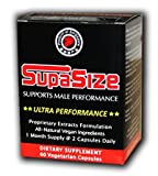 SupaSize for Super Size & Male Performance (60 Capsules)
