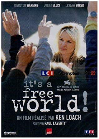 its a free world ken loach